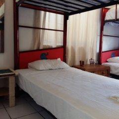 Отель Kukulcan Hostel & Friends Мексика, Канкун - отзывы, цены и фото номеров - забронировать отель Kukulcan Hostel & Friends онлайн комната для гостей фото 2