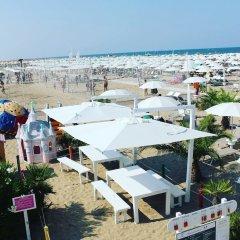 Отель NAICA Римини пляж фото 2