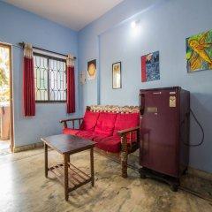 Апартаменты OYO 13360 Home Studio Morjim Beach Гоа комната для гостей фото 4