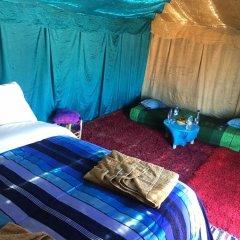 Отель Bivouac Le Ciel Bleu Марокко, Мерзуга - отзывы, цены и фото номеров - забронировать отель Bivouac Le Ciel Bleu онлайн спа фото 2
