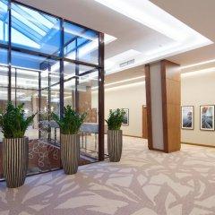 Гостиница Хилтон Гарден Инн Москва Красносельская интерьер отеля фото 4