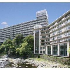 Отель New Shiobara Япония, Насусиобара - отзывы, цены и фото номеров - забронировать отель New Shiobara онлайн вид на фасад