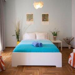 Отель Houseloft Ideal Hagia Sofia Греция, Салоники - отзывы, цены и фото номеров - забронировать отель Houseloft Ideal Hagia Sofia онлайн комната для гостей