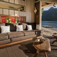 Отель Robinson's Cove Villas Французская Полинезия, Муреа - отзывы, цены и фото номеров - забронировать отель Robinson's Cove Villas онлайн комната для гостей