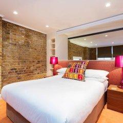 Отель Veeve - Soho House Великобритания, Лондон - отзывы, цены и фото номеров - забронировать отель Veeve - Soho House онлайн комната для гостей фото 5
