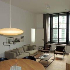 Отель Chambon Suites Brussel Бельгия, Брюссель - отзывы, цены и фото номеров - забронировать отель Chambon Suites Brussel онлайн комната для гостей фото 4