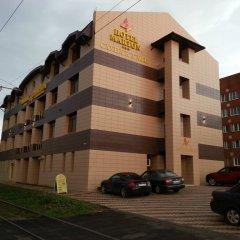 Гостиница Мартон Гордеевский парковка