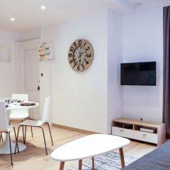 Отель Centre Nice - Massena - 2 rooms Франция, Ницца - отзывы, цены и фото номеров - забронировать отель Centre Nice - Massena - 2 rooms онлайн комната для гостей фото 5