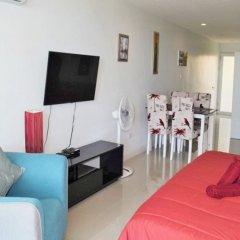 Отель Coconut Bay Club Suite 203 Ланта комната для гостей фото 4
