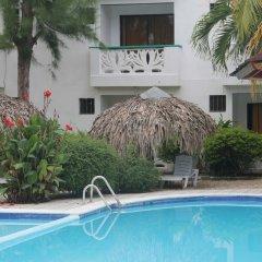 Hotel El Caucho бассейн фото 3