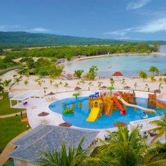 Отель Gran Bahia Principe Jamaica Hotel Ямайка, Ранавей-Бей - отзывы, цены и фото номеров - забронировать отель Gran Bahia Principe Jamaica Hotel онлайн бассейн фото 3
