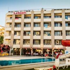 Letoon Hotel & SPA Турция, Алтинкум - отзывы, цены и фото номеров - забронировать отель Letoon Hotel & SPA онлайн бассейн