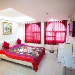 Отель Nida Rooms Suriyawong 703 Business Town Бангкок комната для гостей фото 2
