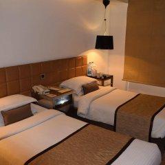 Отель Palace Heights Индия, Нью-Дели - отзывы, цены и фото номеров - забронировать отель Palace Heights онлайн комната для гостей фото 4