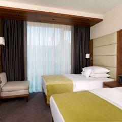 Отель DoubleTree by Hilton Zagreb комната для гостей фото 3