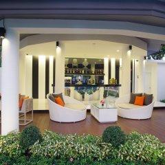 Отель Long Beach Luxury Villas гостиничный бар