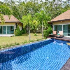 Отель Modern Thai Villa Rawai бассейн фото 2