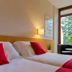 Отель Jaizkibel Испания, Фуэнтеррабиа - отзывы, цены и фото номеров - забронировать отель Jaizkibel онлайн комната для гостей фото 4