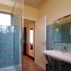 Отель Valle Rosa Country House Сполето ванная