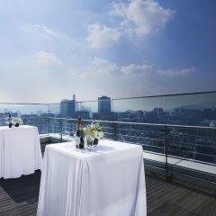 Отель InterContinental Seoul COEX Южная Корея, Сеул - отзывы, цены и фото номеров - забронировать отель InterContinental Seoul COEX онлайн балкон