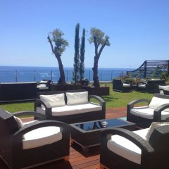 Отель Madeira Regency Cliff Португалия, Фуншал - отзывы, цены и фото номеров - забронировать отель Madeira Regency Cliff онлайн гостиничный бар