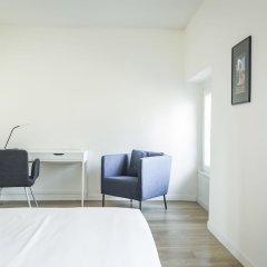 Апартаменты Brera Apartments in Moscova Милан комната для гостей