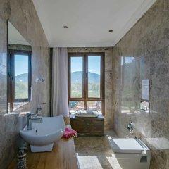 Panorama Evi Турция, Кесилер - отзывы, цены и фото номеров - забронировать отель Panorama Evi онлайн ванная фото 2