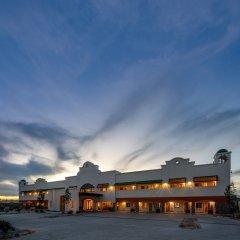 Hotel Hacienda Santana парковка