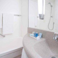 Отель Novotel Brugge Centrum Бельгия, Брюгге - отзывы, цены и фото номеров - забронировать отель Novotel Brugge Centrum онлайн ванная фото 2