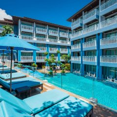 Отель Buri Tara Resort бассейн фото 2