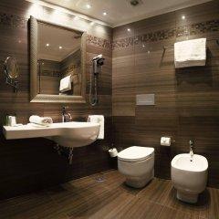 Comfort Hotel Fiumicino City ванная