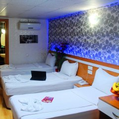 Avcilar Inci Hotel Стамбул комната для гостей