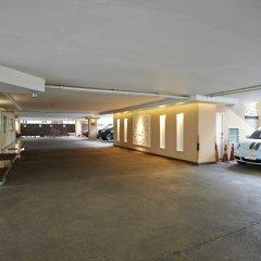 Отель Ravipha Residences парковка