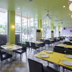 Отель Bella Express Таиланд, Паттайя - 7 отзывов об отеле, цены и фото номеров - забронировать отель Bella Express онлайн питание