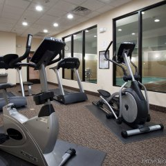 Holiday Inn Hotel & Suites Salt Lake City-Airport West фитнесс-зал фото 2