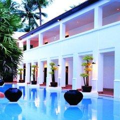 Отель Samui Palm Beach Resort Самуи бассейн
