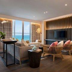 Отель Radisson Blu Resort Cam Ranh Вьетнам, Кам Лам - отзывы, цены и фото номеров - забронировать отель Radisson Blu Resort Cam Ranh онлайн комната для гостей фото 2