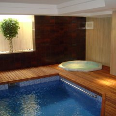 Отель Prinsotel la Pineda бассейн