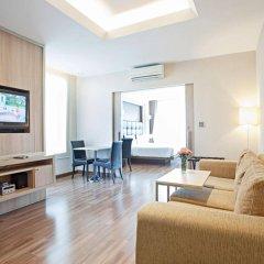 Отель V Residence Bangkok Бангкок комната для гостей