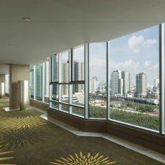 Отель Lancaster Bangkok фитнесс-зал фото 3