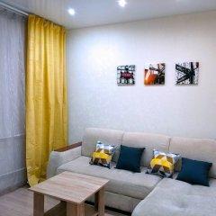 Апартаменты Apartment Volodarskogo 55 Ярославль комната для гостей фото 3