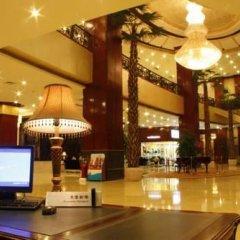 Foshan Panorama Hotel интерьер отеля фото 4