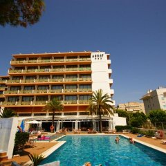 Hotel Abrat бассейн фото 2