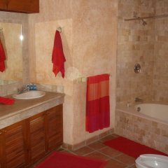 Отель Casa de la Playa Portobello ванная