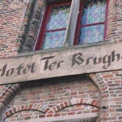 Отель Ter Brughe Бельгия, Брюгге - 5 отзывов об отеле, цены и фото номеров - забронировать отель Ter Brughe онлайн городской автобус