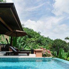 Отель Korsiri Villas Таиланд, пляж Панва - отзывы, цены и фото номеров - забронировать отель Korsiri Villas онлайн бассейн фото 3