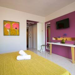 Отель The Purple by Ibiza Feeling - LGBT Only 3* Стандартный номер с различными типами кроватей фото 2