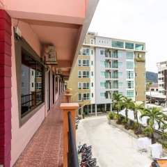 Baan Lukkan Hostel балкон