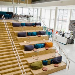 Отель Scandic Stavanger Airport Сола бассейн