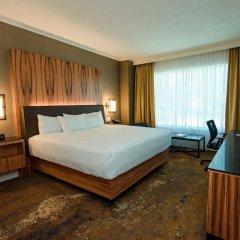 Отель Hyatt Regency Calgary Канада, Калгари - отзывы, цены и фото номеров - забронировать отель Hyatt Regency Calgary онлайн комната для гостей фото 3